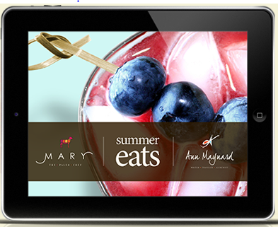 Sommer Esser - Klicken Sie auf Foto für mehr Info auf einige brillante und gesunde Rezepte